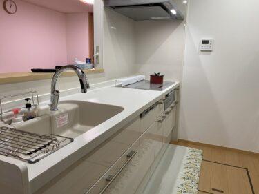 リクシルのキッチン「リシェルSI」装備品解説と使った感想